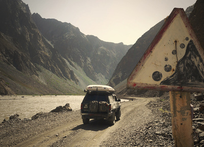 Adventuring the Pamir Highway